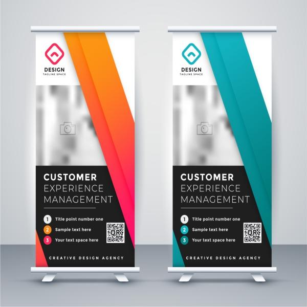 BANNER ROLL UP +